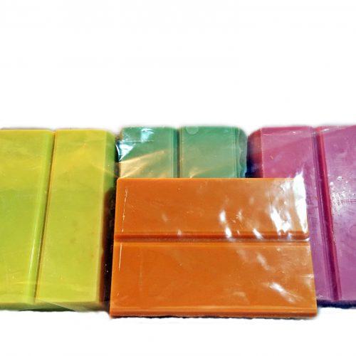 Ciocolata menaj colorata
