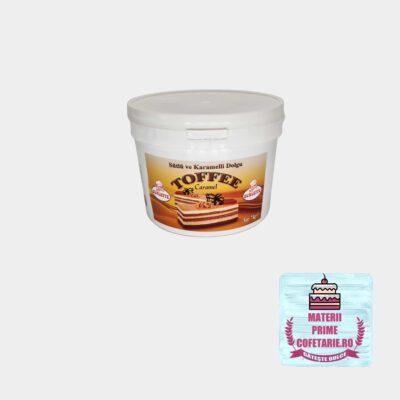 Crema caramel toffee